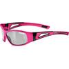 UVEX Sportstyle 509 Sportglasses pink/ltm.silver